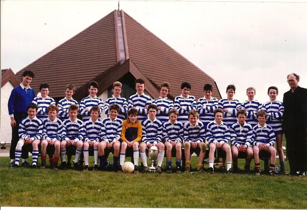 U-14  Football 87-88