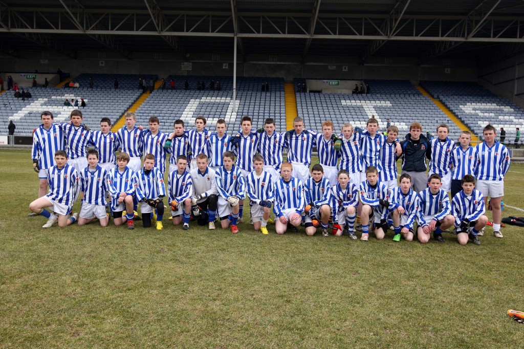 Leinster Colleges JFC A Final 2010 02