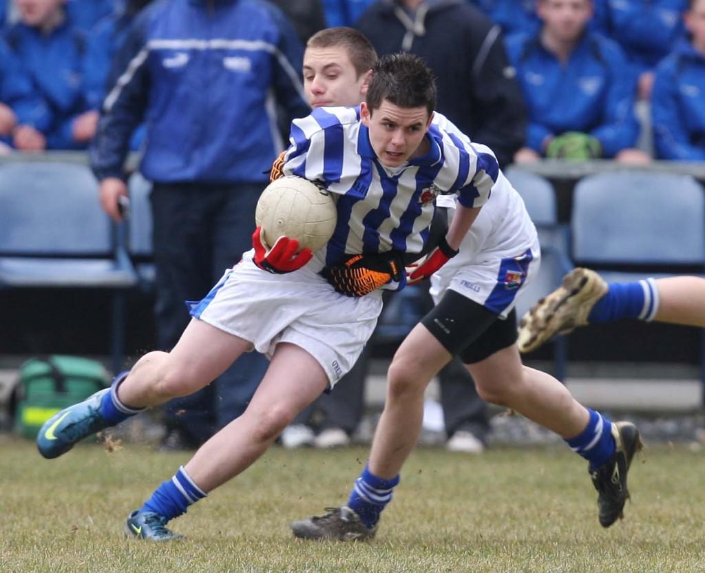 Leinster Colleges JFC A Final 2010 04
