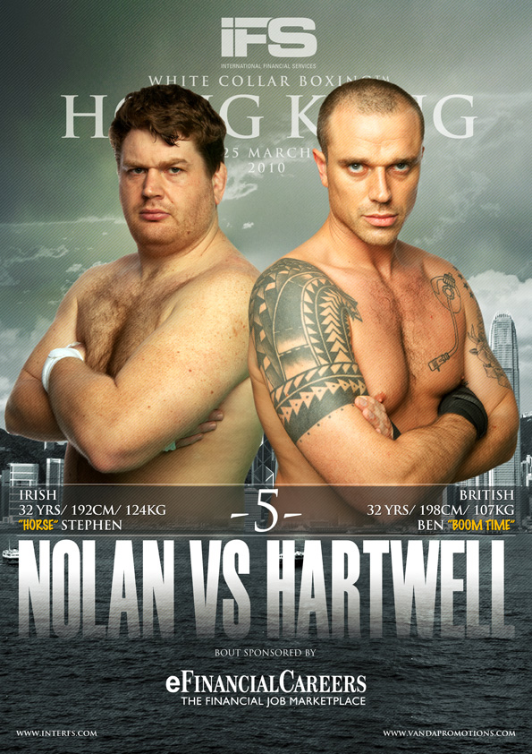 Fight Poster