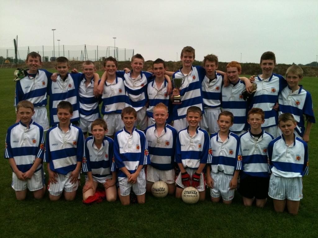 1st Year A Team (2)