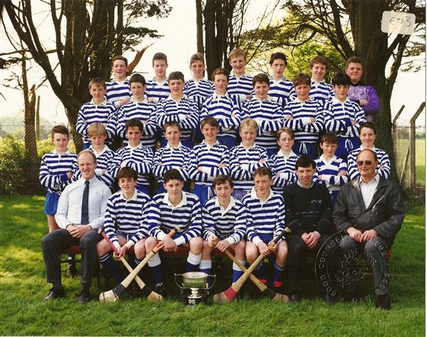 92-93 Juvenile A Hurling Champs_New
