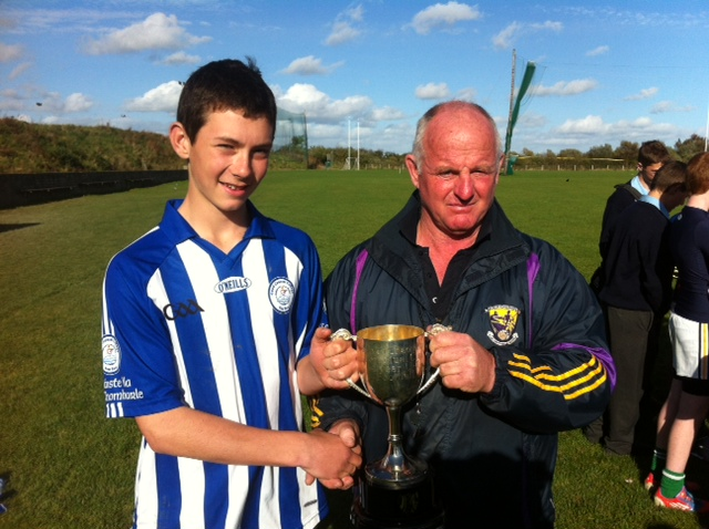 Thos. O'Connor winning 1st year captain (1)