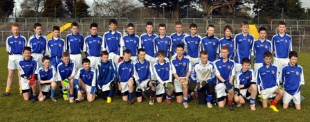 U14 Football Sth Leinster Champs