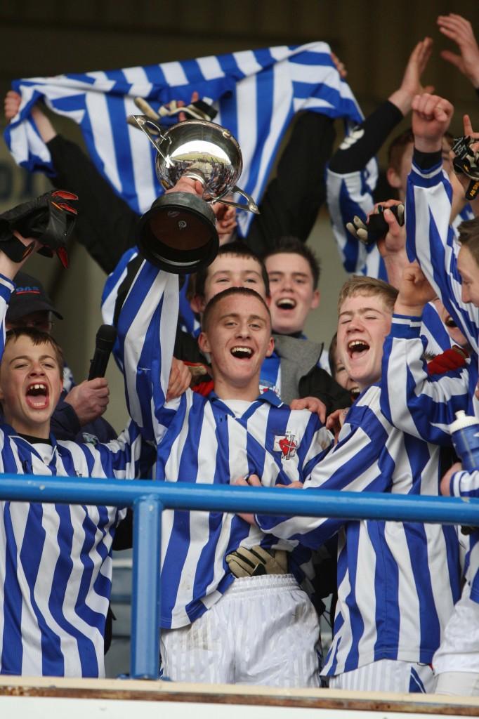 Leinster Colleges JFC A Final 2010 01