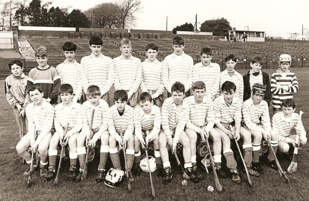 Leinster U-14 A hurling Champions 91-92