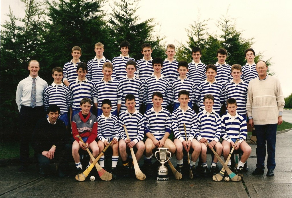 U-16 Leinster A Hurling Champions 91-92