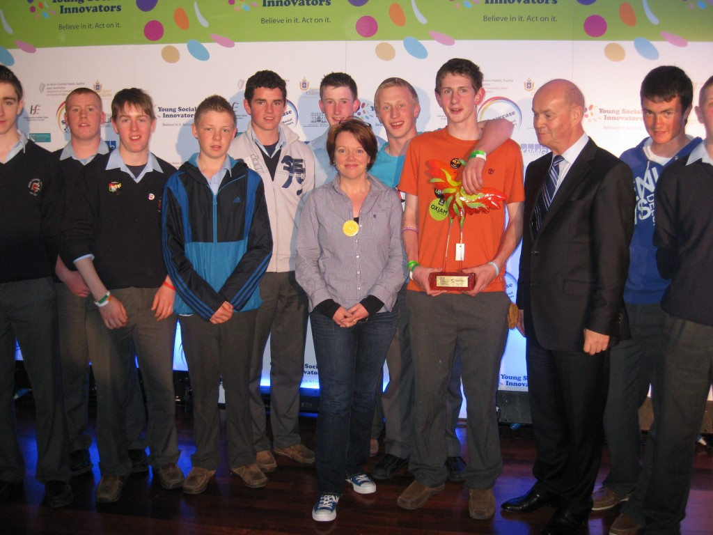 YSI project winners
