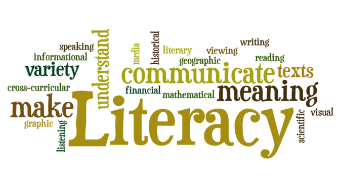 literacy wordle